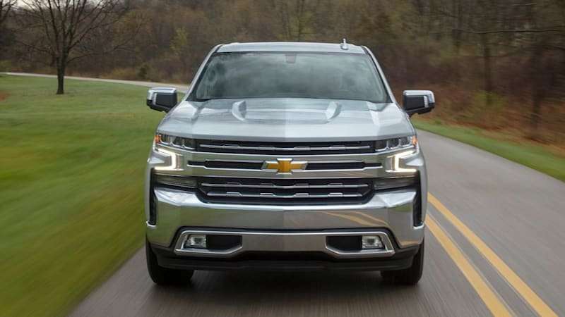 GM forced to cut truck production amid semiconductor shortage