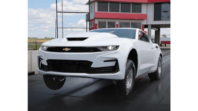 Chevrolet revives the big-block V8 for its 2022 COPO Camaro