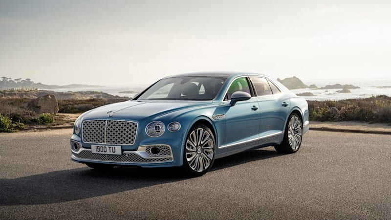 2022 Bentley Flying Spur Mulliner ramps the opulence up even higher