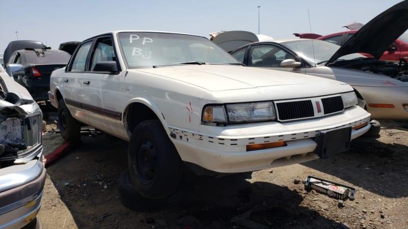 Junkyard Gem: 1990 Oldsmobile Cutlass Ciera XC Edition Sedan