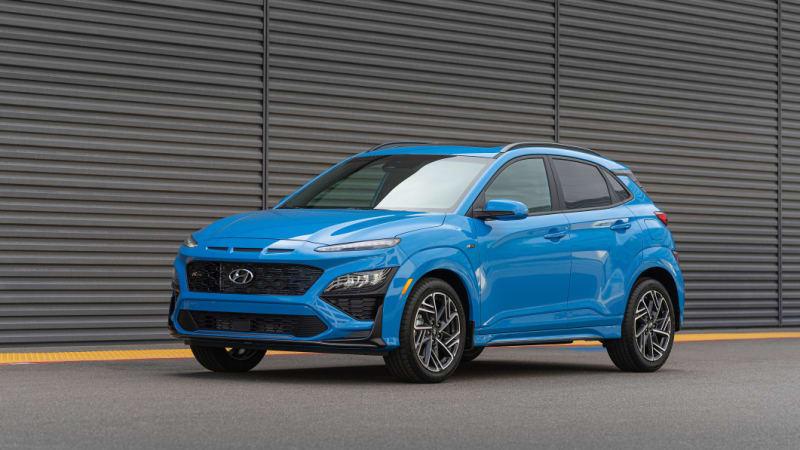 Hyundai prices the 2022 Kona from $23,375