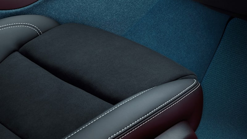 Volvo ditches leather in its EVs for 'Nordico' and wool blends