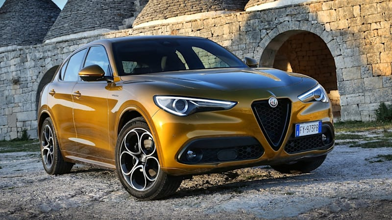 Alfa Romeo to go all-electric by 2027