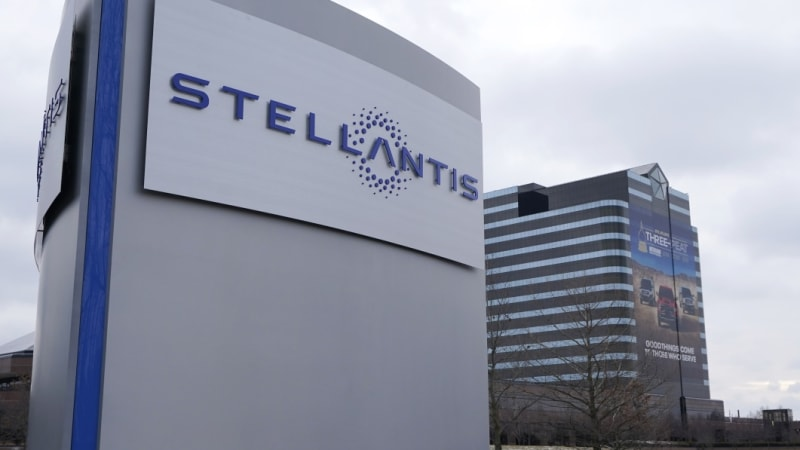 Stellantis says its 2021 performance has been better than expected