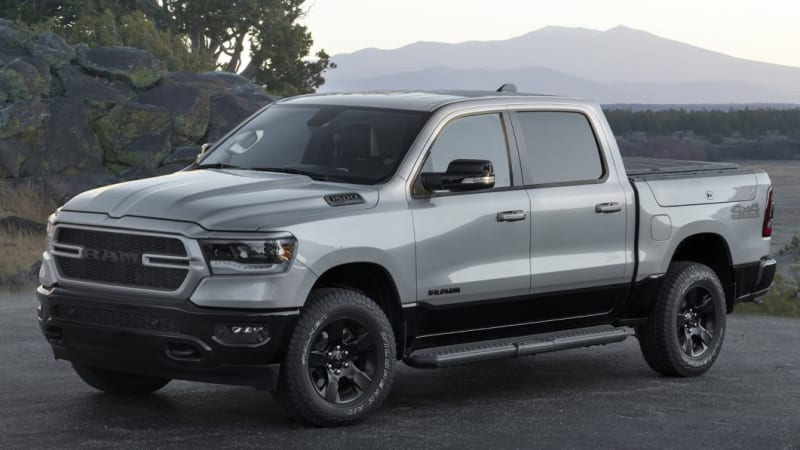 2022 Ram 1500 BackCountry bundles a bunch of off-road bits