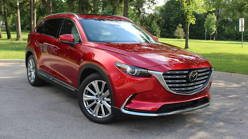 2021 Mazda CX-9 Signature Interior Review | A convincing move toward luxury