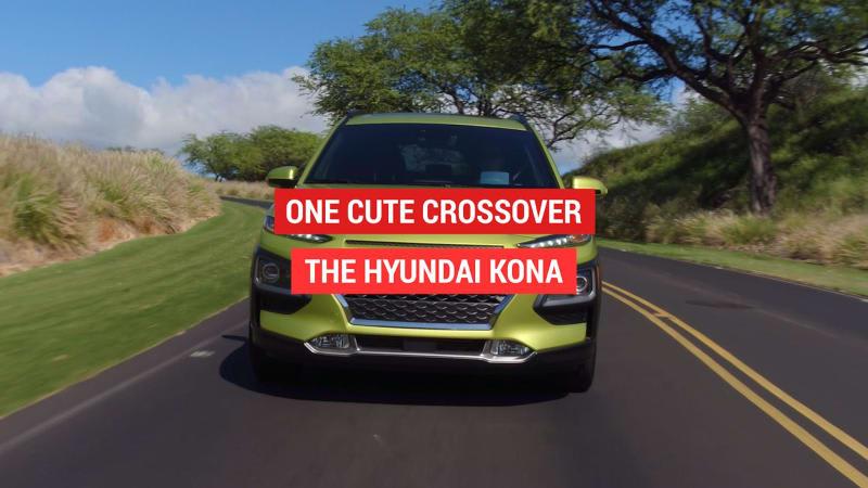 2018 Hyundai Kona is coming to the U.S.
