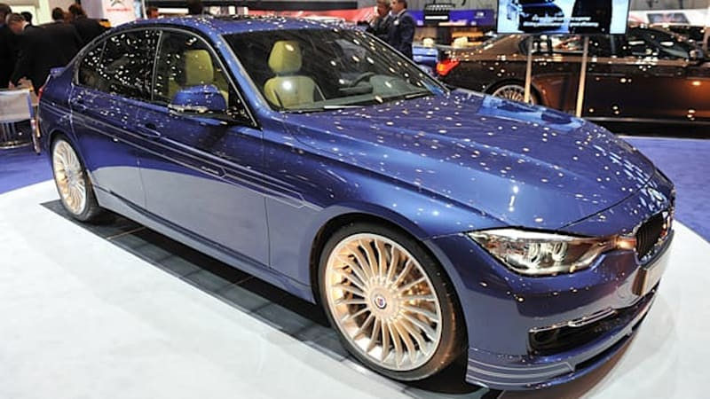 Alpina D3 may be coming to Frankfurt with 350 hp, AWD