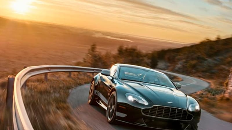 Aston to show $99k V8 Vantage GT, special editions in NY [w/video]
