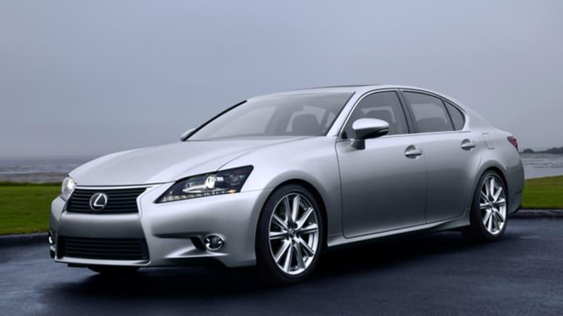 2014 Lexus GS gets eight-speed auto, other enhancements