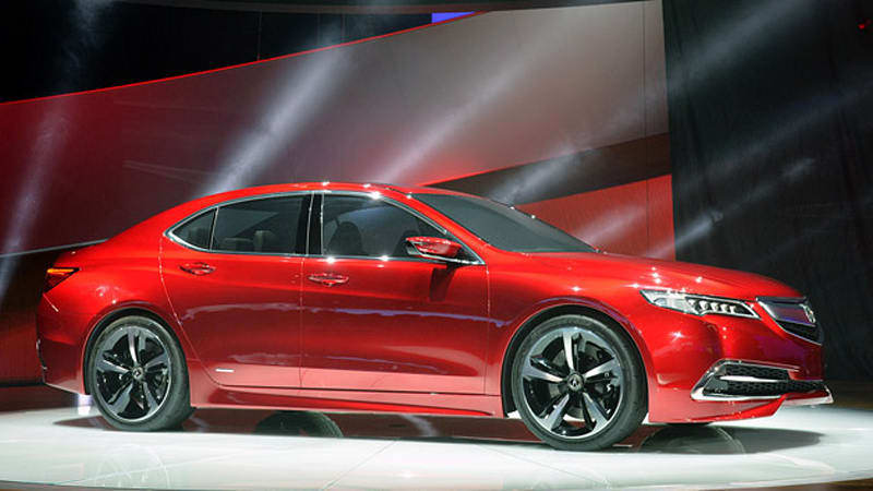 2015 Acura TLX driving to be a 'red carpet athlete' [w/video]