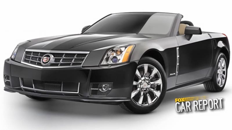 C7 Corvette won't spawn new Cadillac XLR [w/video]