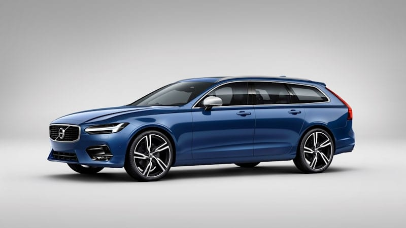 R-Design brings sporty looks to Volvo S90 and V90