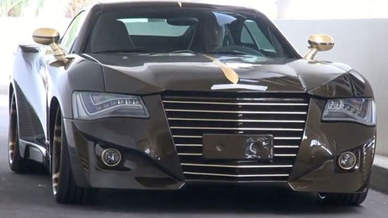 FB Tuning debuts 400-hp carbon-bodied Chrysler Crossfire in Monaco