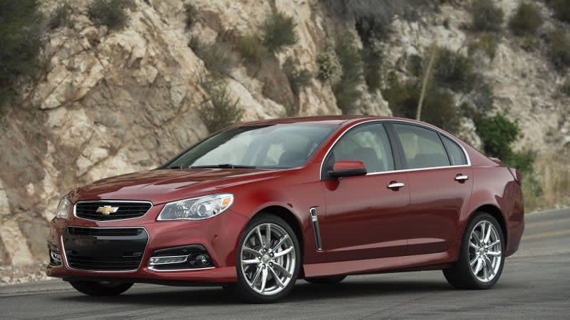 Chevrolet SS production officially ends in Australia