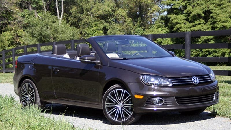 Volkswagen Eos News And Reviews Autoblog