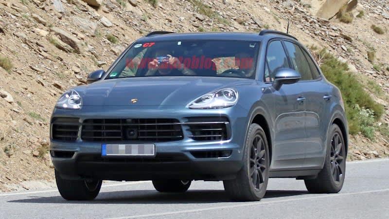 Watch the 2019 Porsche Cayenne live reveal
