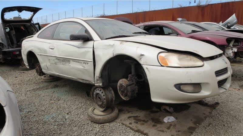 Junkyard Gem: 2001 Dodge Stratus R/T Coupe