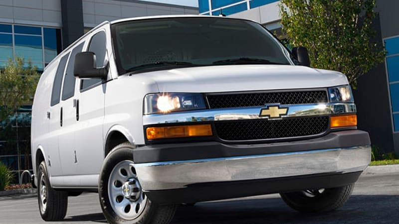 GM phasing out light-duty 1500-series vans