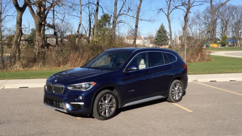 Daily Driver: 2016 BMW X1