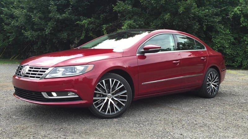 Daily Driver: 2015 Volkswagen CC