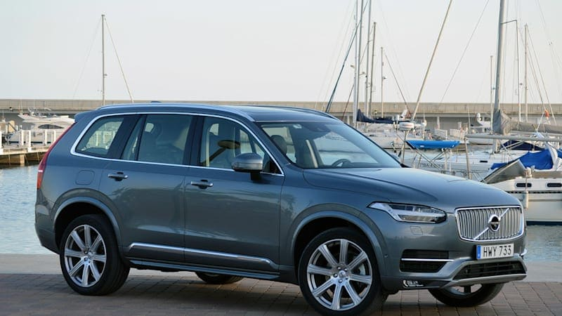 Volvo wants 10% of sales to be plug-ins by 2020