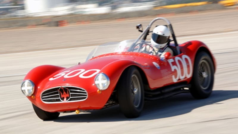 The 9th Coronado Classic Speed Festival