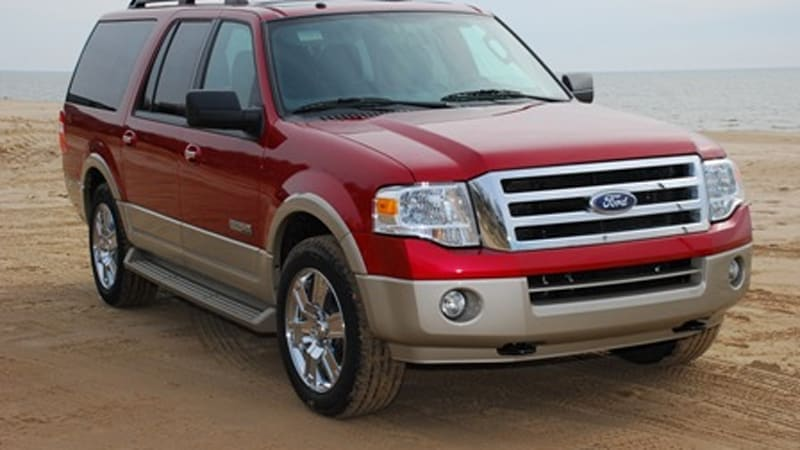 In the Autoblog Garage: 2007 Ford Expedition EL