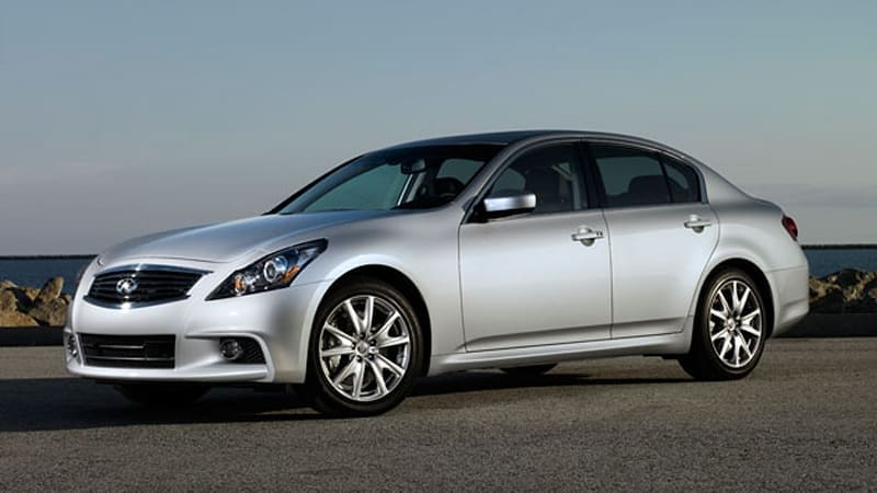 Inside Line: Infiniti G25 still coming, but forget that turbo thing...