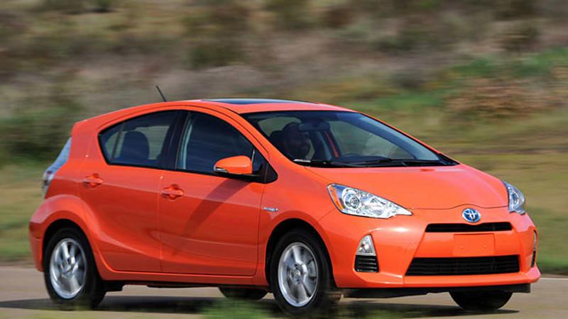 Cars.com calls out <i>Consumer Reports</i> over Toyota Prius C verdict