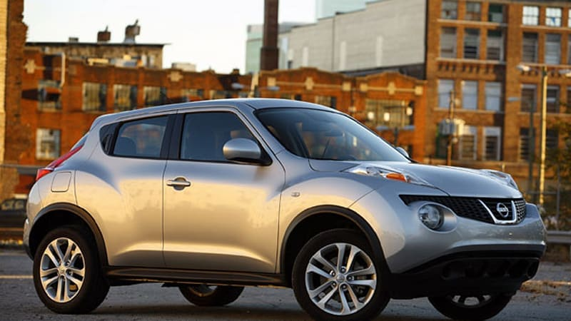 Nissan recalls Juke, Infiniti M and QX for possible fuel leaks
