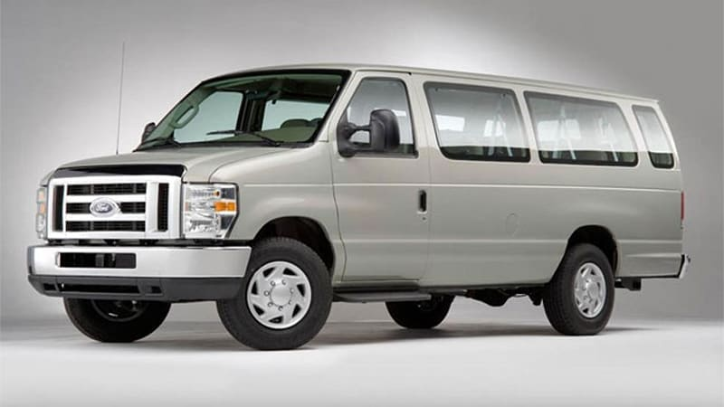 NHTSA ends 27-month investigation into Ford E-Series vans