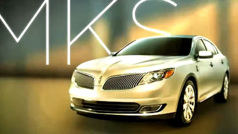 Lincoln goes back 80 years to sell the 2013 MKS