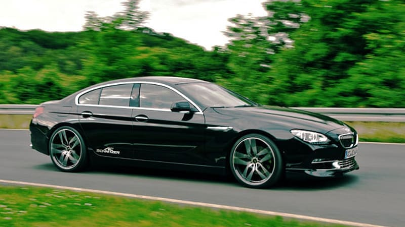 AC Schnitzer works over BMW's new 6 Series Gran Coupé [w/video]