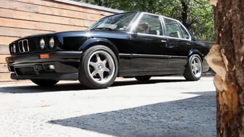 Watch this well-told simple story of a BMW 3 Series owner