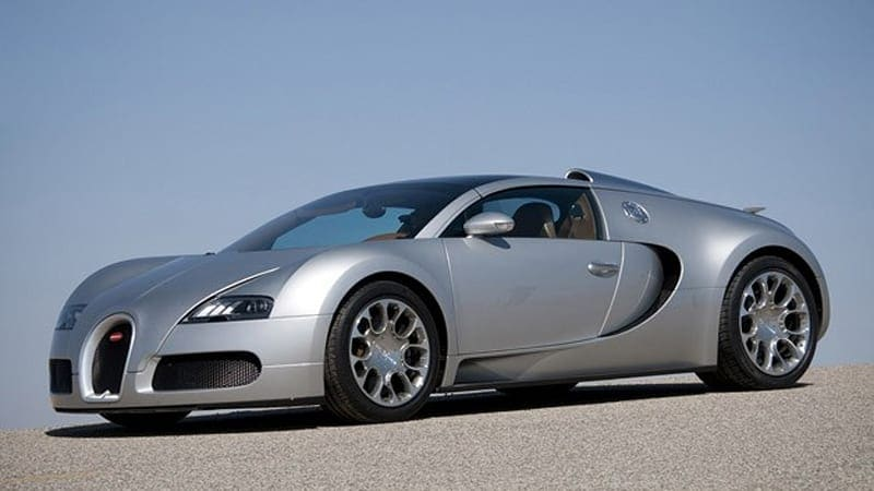 Bugatti Veyron 16.4 Grand Sport [w/video]