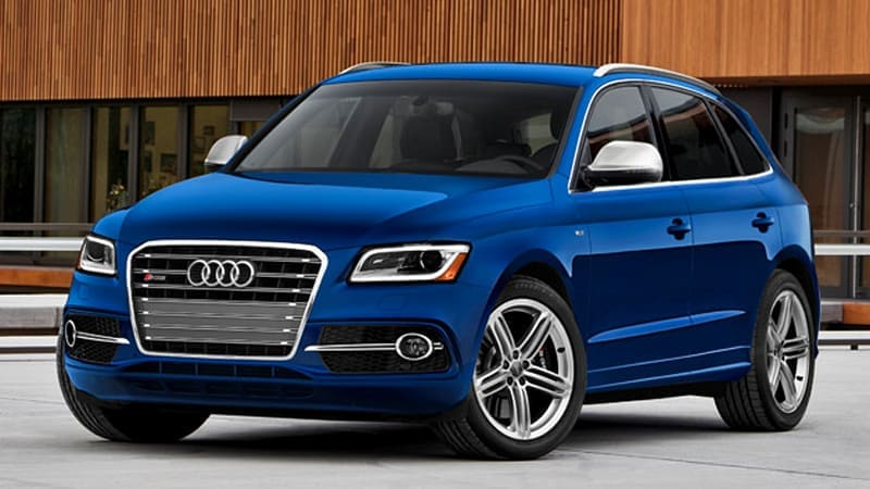 2014 Audi SQ5 priced from $51,900* [w/video]