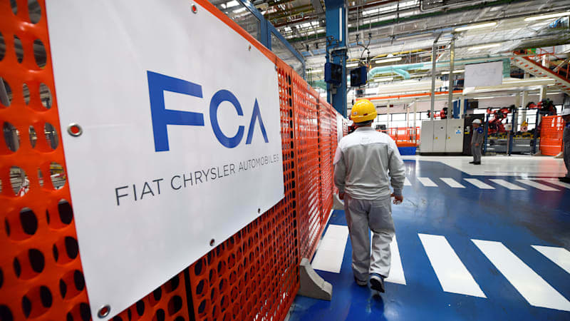 FCA and iPhone maker plan Chinese electric vehicle joint venture