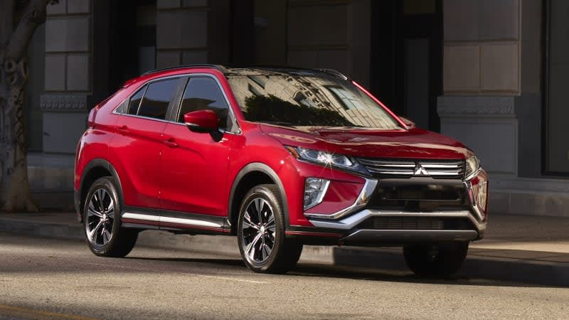 2019 Mitsubishi Eclipse Cross Quick Spin Review | Space and power make it worth your consideration