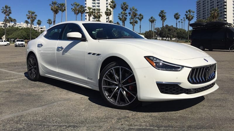 Ghibli PHEV will launch Maserati's electrification offensive