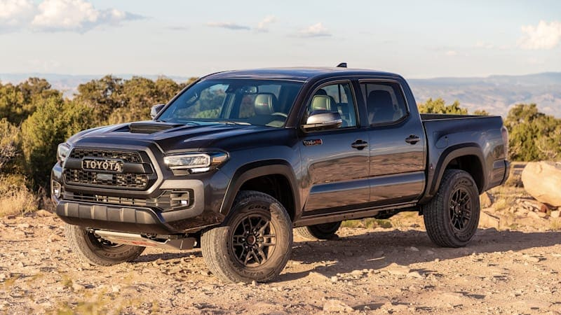2020 Toyota Tacoma Review & Buying Guide   Rough but ready