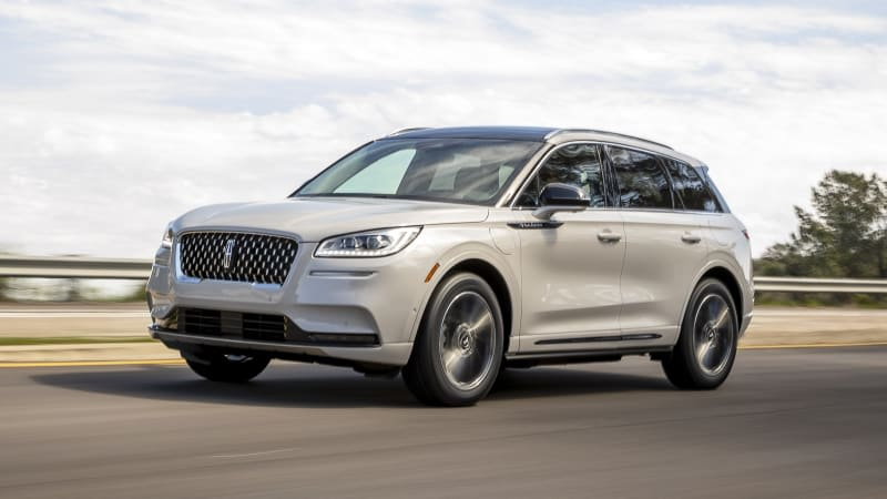2021 Lincoln Corsair Grand Touring brings plug-in hybrid tech to the small crossover
