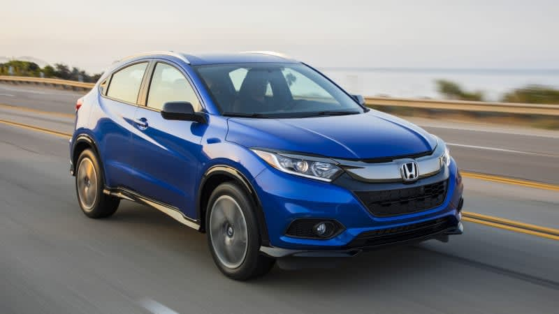 2020 Honda HR-V price increases, feature set doesn't