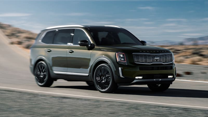 Chevy, Kia and Jeep win 2020 North American Car, Utility and Truck of the Year