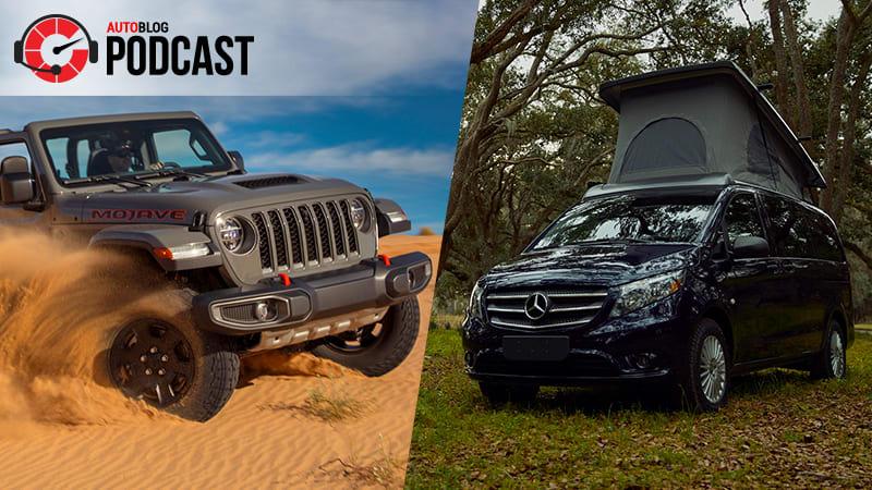 2020 Chicago Auto Show and more | Autoblog Podcast #614
