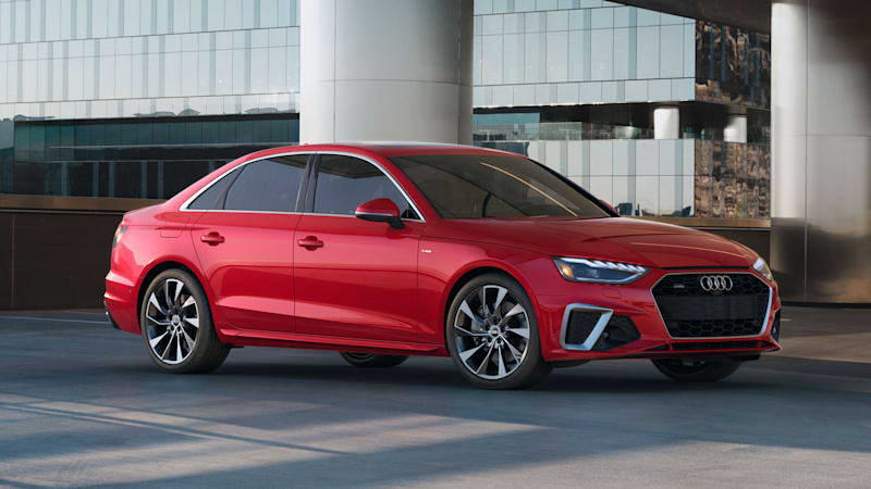 2021 Audi A4 gets more power, standard all-wheel drive