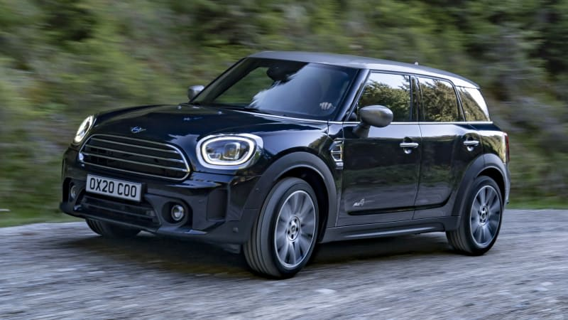 2021 Mini Countryman gets a light update inside and out