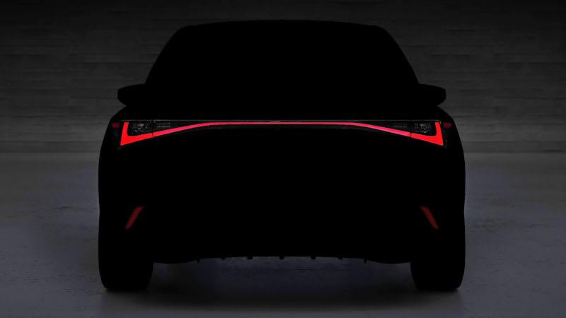 2021 Lexus IS teased, will be revealed next week
