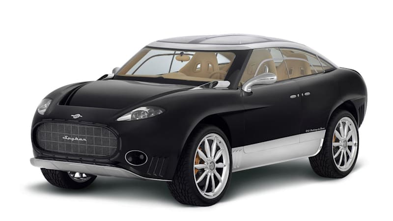 Spyker aiming to revive sports cars and even an SUV with new backers