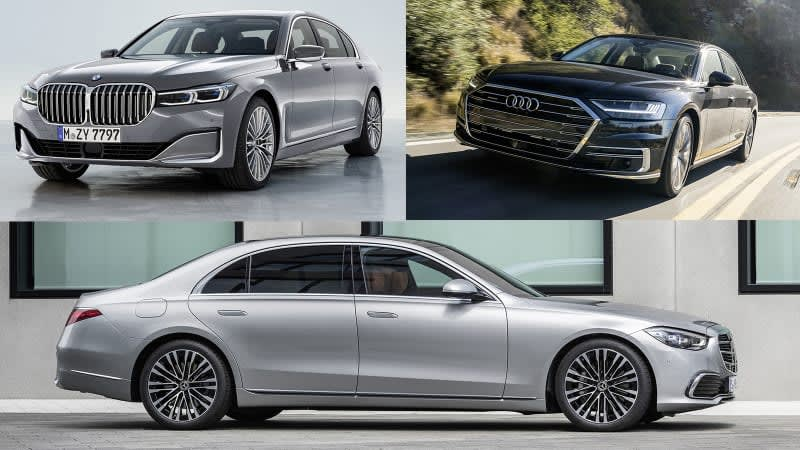 2021 Mercedes-Benz S-Class | How it compares to other flagship luxury sedans